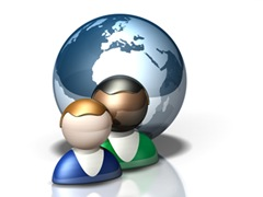 bigstockphoto_Globe_Icon_People_1720642_400