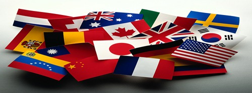 bigstock_Grouping_of_various_flags_of_t_17109143